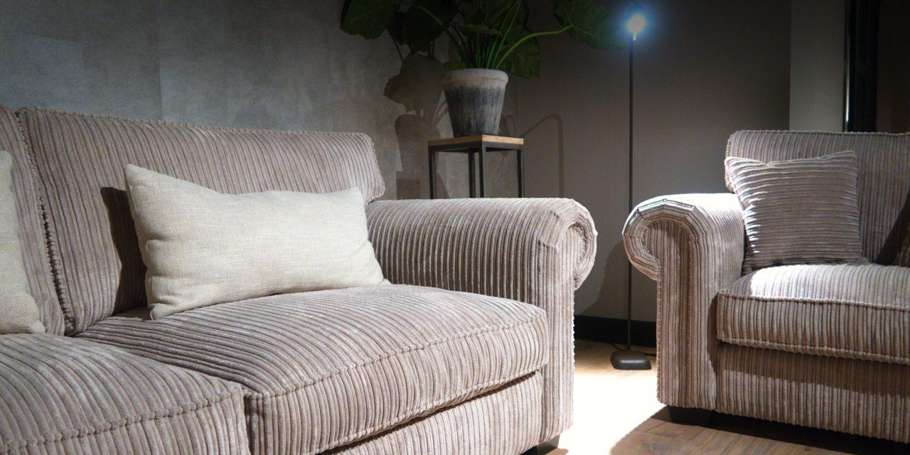 UrbanSofa Fabiot sofa detail