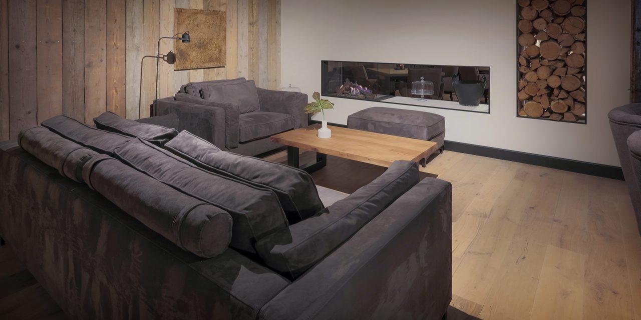 UrbanSofa Overland sofa detail