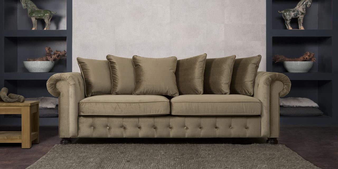 UrbanSofa San Remo Chesterfield sofa Vintage