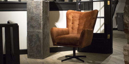 UrbanSofa Flynn fauteuilmet draaivoet