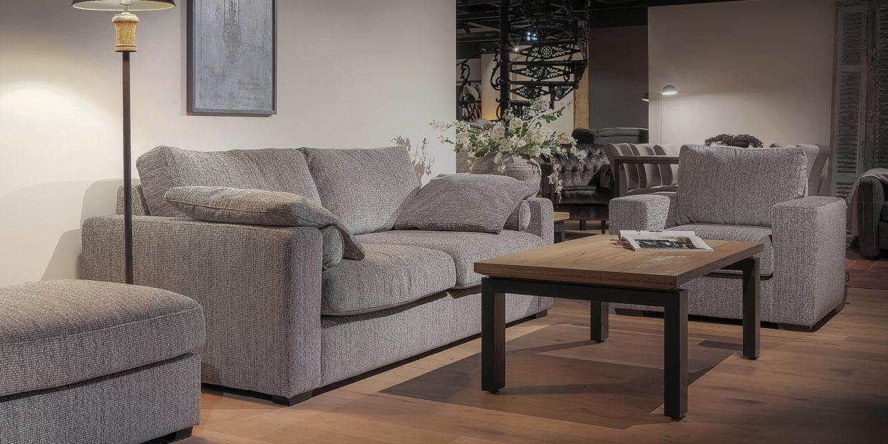 UrbanSofa Giorno Sofa en fauteuil