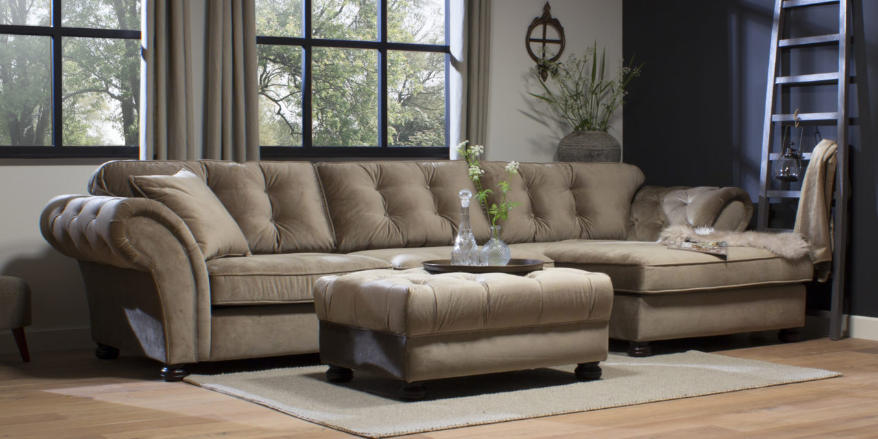 UrbanSofa Montreal Chesterfield Loungebank