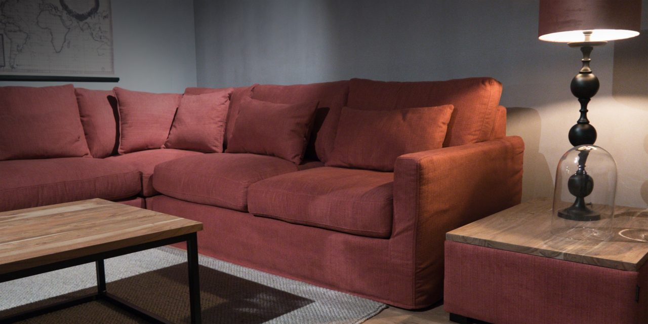 UrbanSofa Cambridge Hoekbank