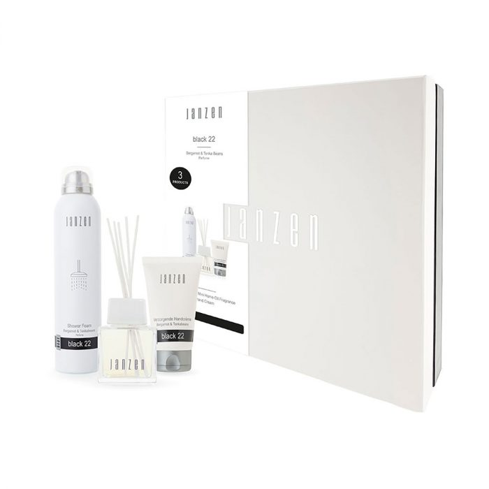 Janzen Perfect moments black 22 giftset