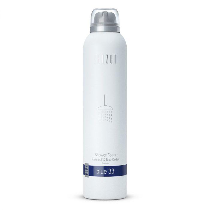 Janzen Shower Foam Blue 33
