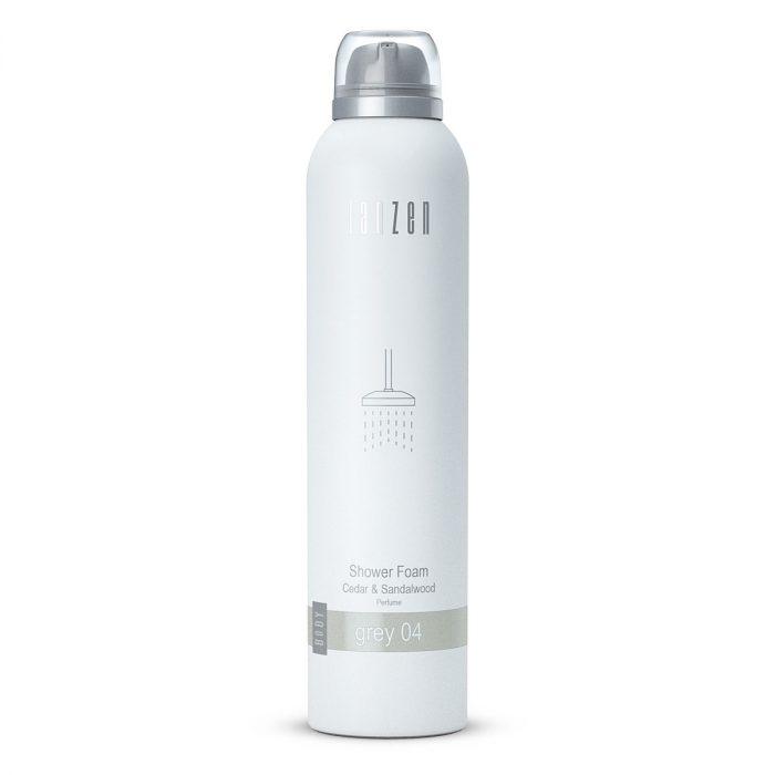 Janzen Shower Foam Grey 04