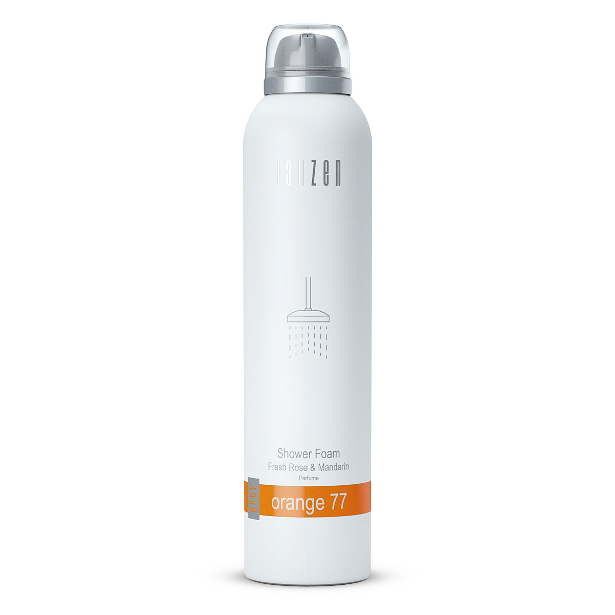 Janzen Shower Foam Orange 77