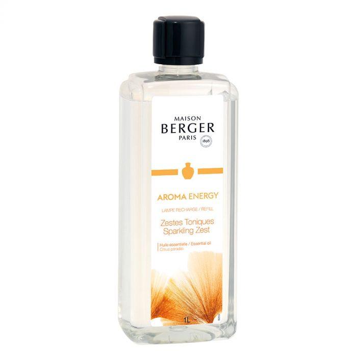 Huisparfum navulling 1L Aroma Energy