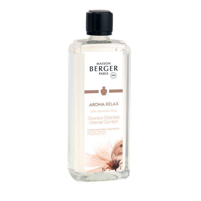 Huisparfum navulling 1L Aroma Relax