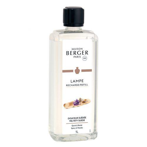 Huisparfum navulling 1L Douceur Suédée / Velvety Suede