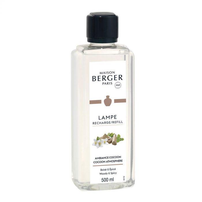 Huisparfum navulling 500ml Ambiance Cocoon / Cocoon Atmosphere