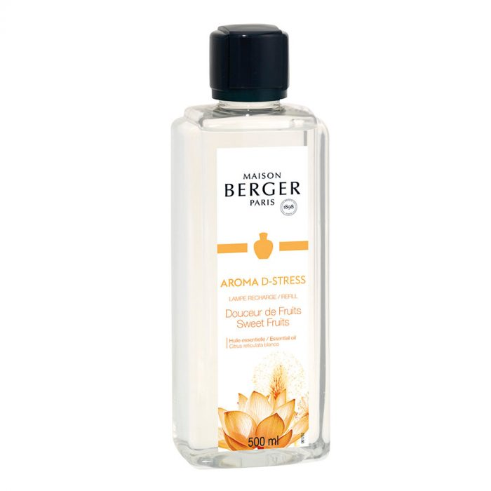 Huisparfum navulling 500ml Aroma D Stress