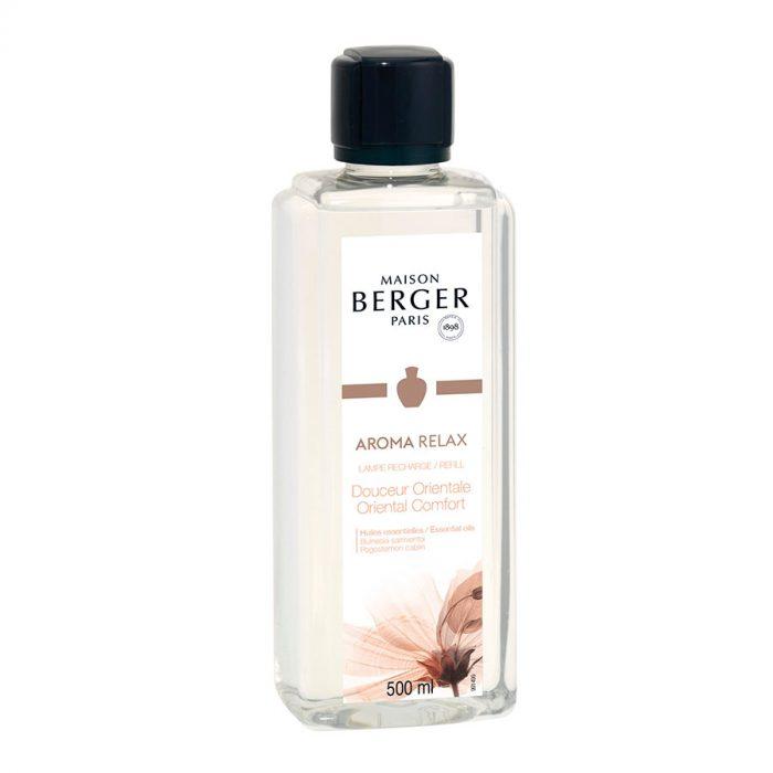 Huisparfum navulling 500ml Aroma Relax
