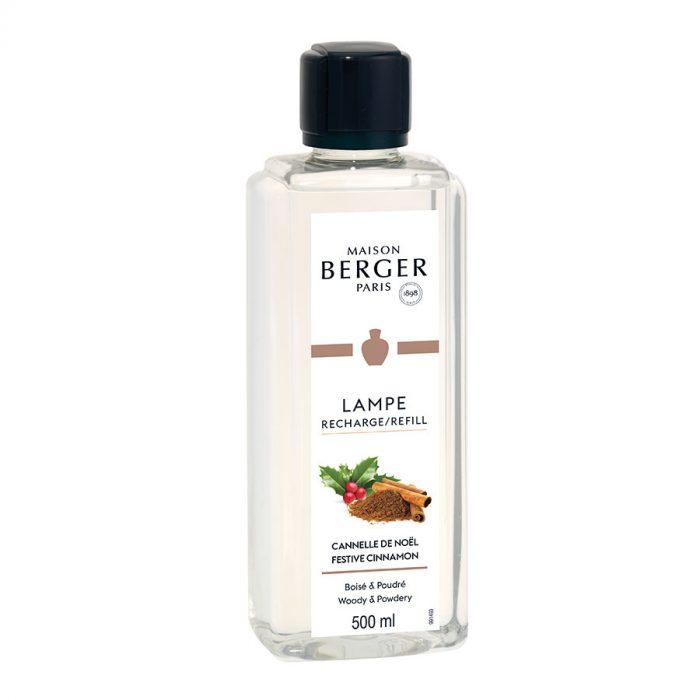 Huisparfum navulling 500ml Cannelle de Noël / Festive Cinnamon
