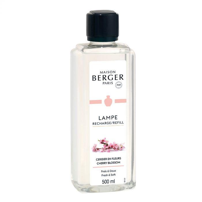 Huisparfum navulling 500ml Cerisier en Fleurs / Cherry Blossom