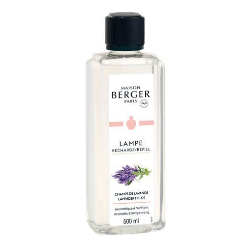 Huisparfum navulling 500ml Champs de Lavande / Lavender Fields