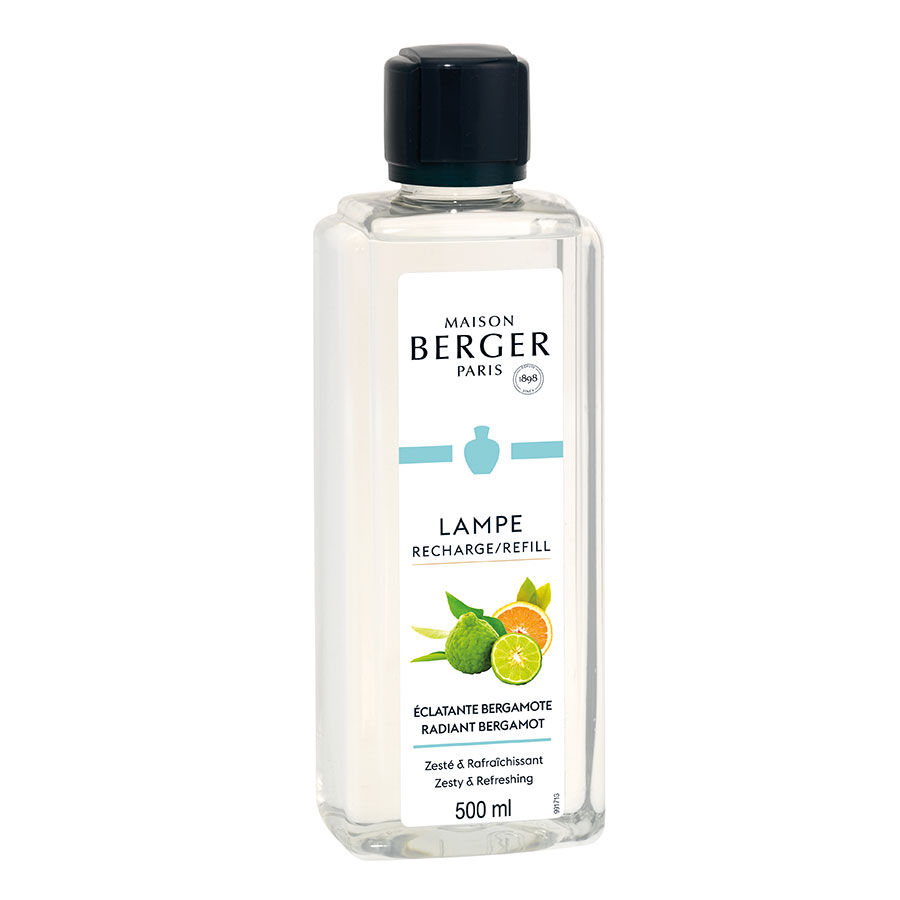 Huisparfum navulling 500ml Eclatante Bergamote / Radiant Bergamot