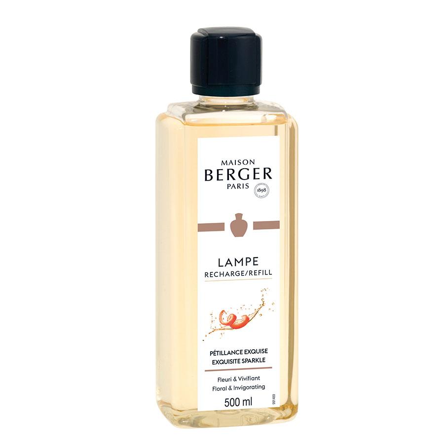 Huisparfum navulling 500ml Pétillance Exquise / Exquisite Sparkle