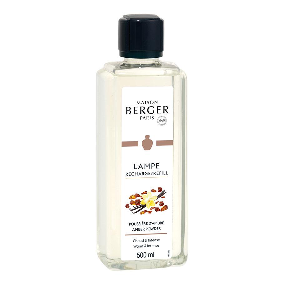 Huisparfum navulling 500ml Poussière d'Ambre / Amber Powder