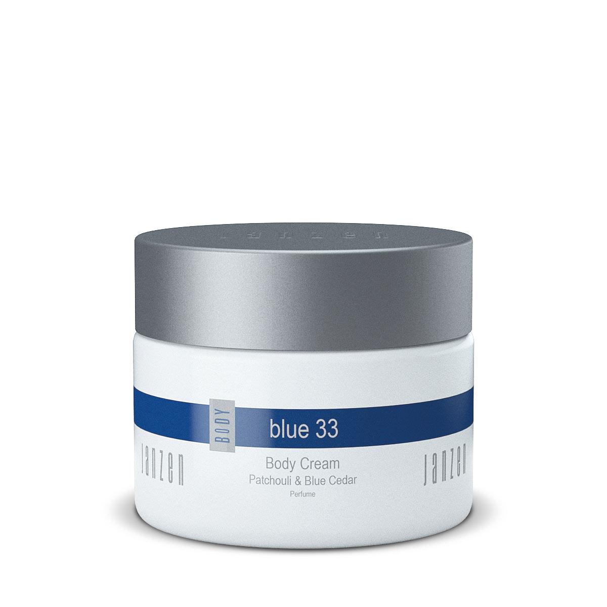 JANZEN Body Cream Blue 33