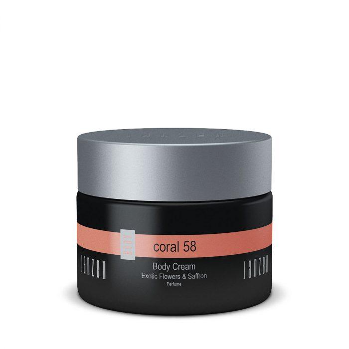 JANZEN Body Cream Coral 58