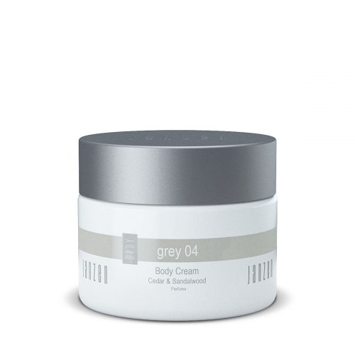 JANZEN Body Cream Grey 04