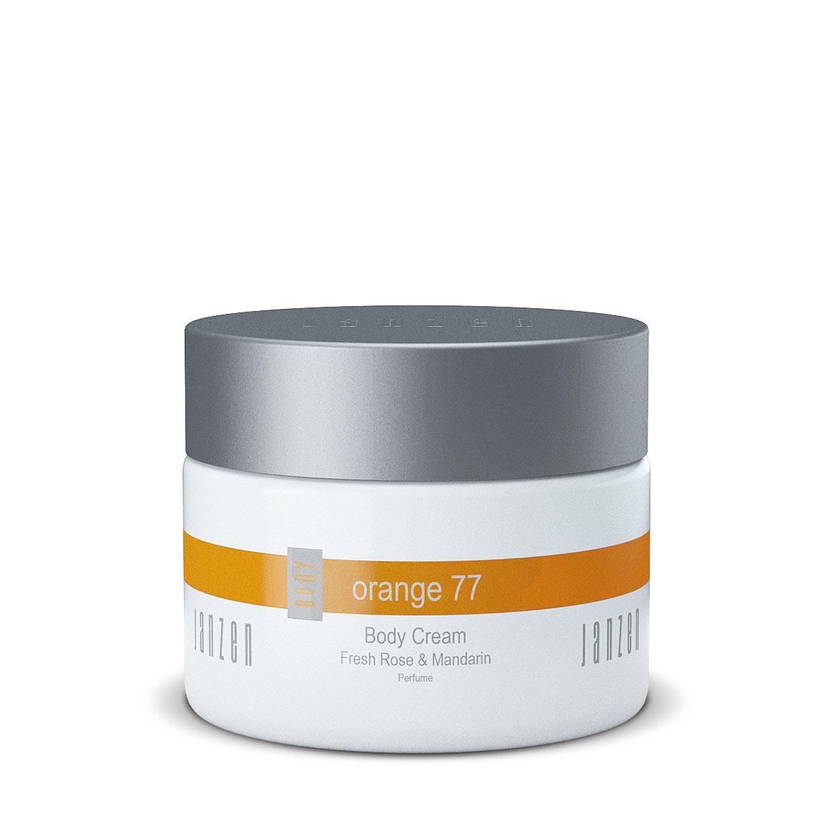 JANZEN Body Cream Orange 77