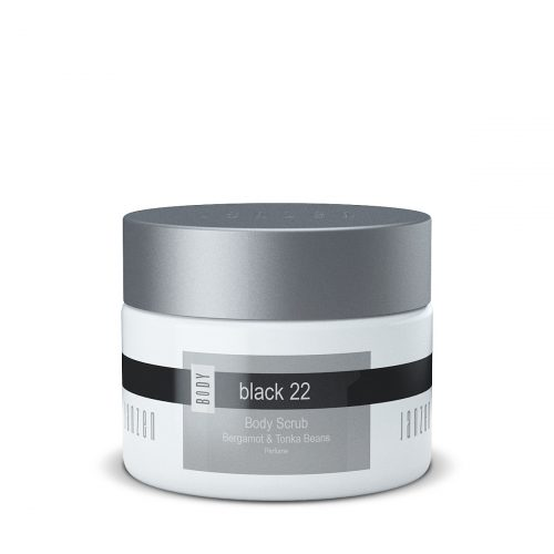 JANZEN Body Scrub Black 22