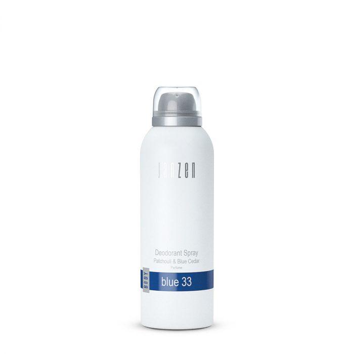 JANZEN Deodorant Spray Blue 33