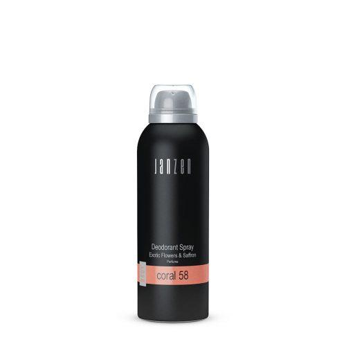 JANZEN Deodorant Spray Coral 58
