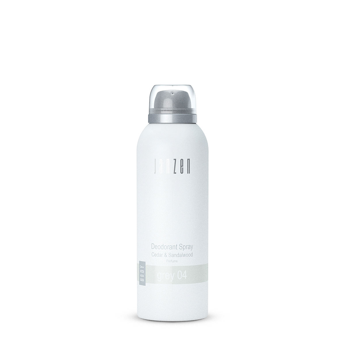 JANZEN Deodorant Spray Grey 04
