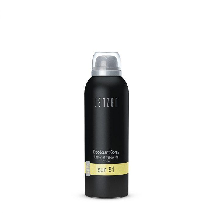 JANZEN Deodorant Spray Sun 81