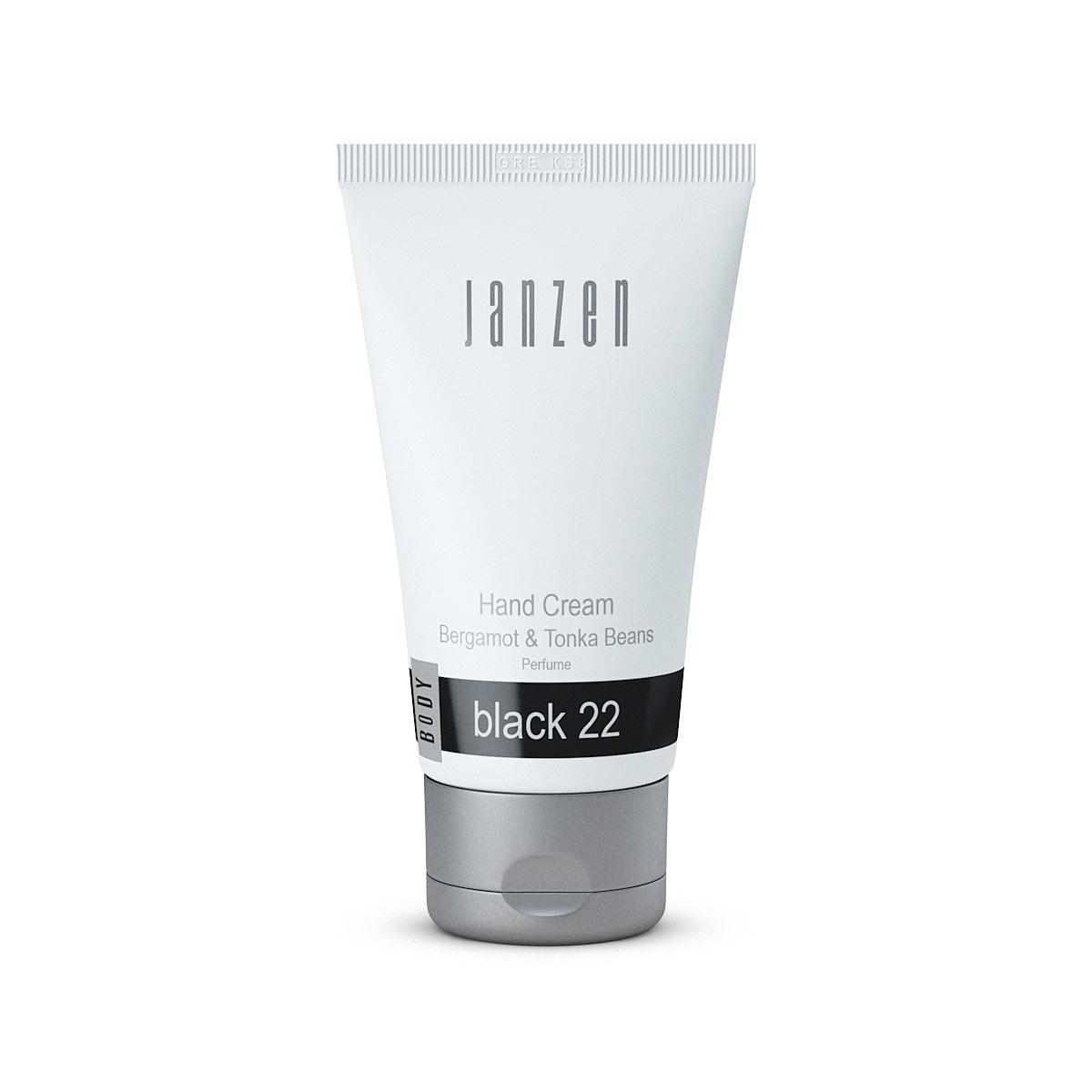 JANZEN Hand Cream Black 22