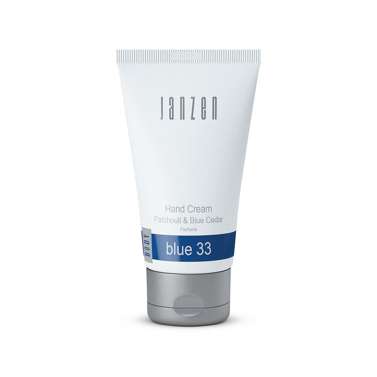 JANZEN Hand Cream Blue 33