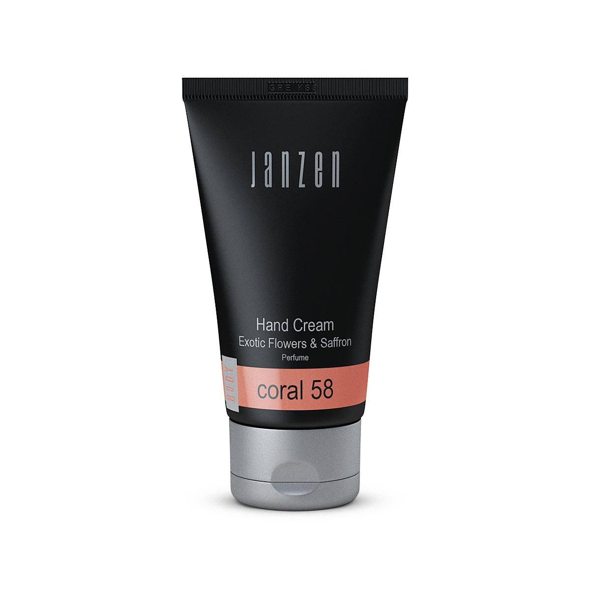 JANZEN Hand Cream Coral 58