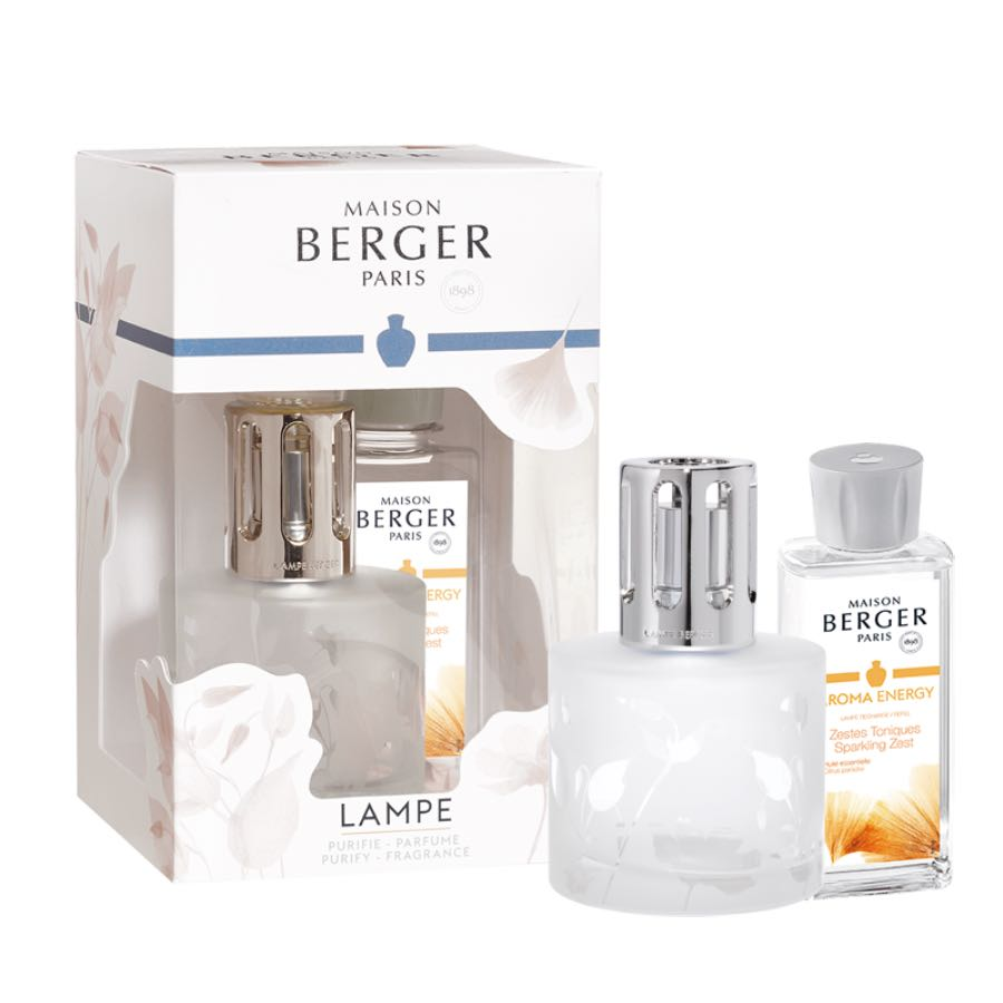 Maison Lampe Berger Giftset Aroma Energy