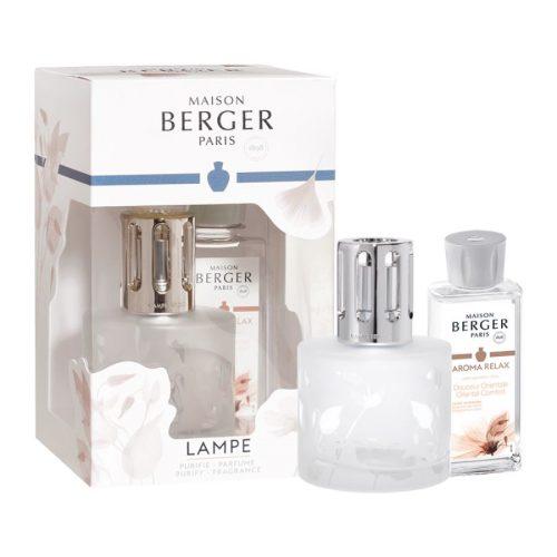 Maison Lampe Berger Giftset Aroma Relax