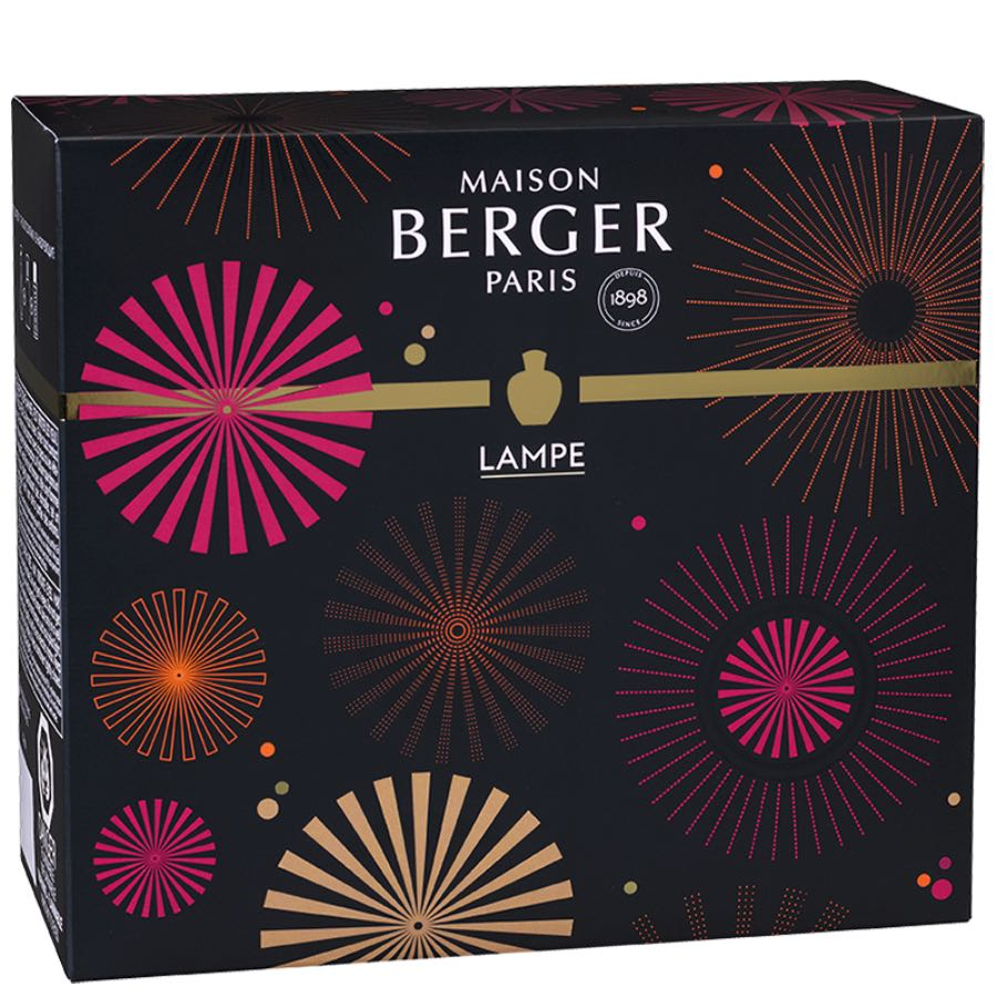 Maison Lampe Berger Giftset Cercle Prune 5