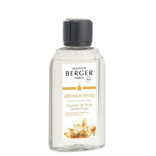 Navulling parfumverspreider 200ml Aroma D-Stress