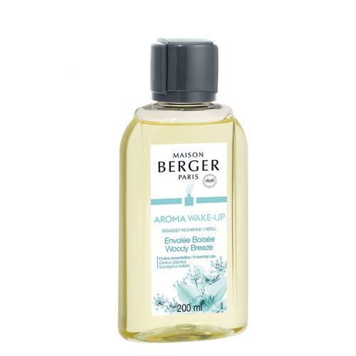 Navulling parfumverspreider 200ml Aroma Wake up