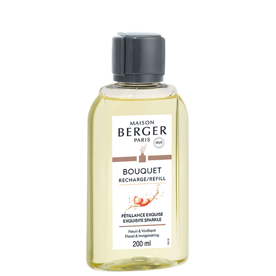Navulling parfumverspreider 200ml Pettillance Exquise / Exquisite Sparkle