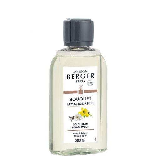 Navulling parfumverspreider 200ml Soleil Divin / Heavenly Sun