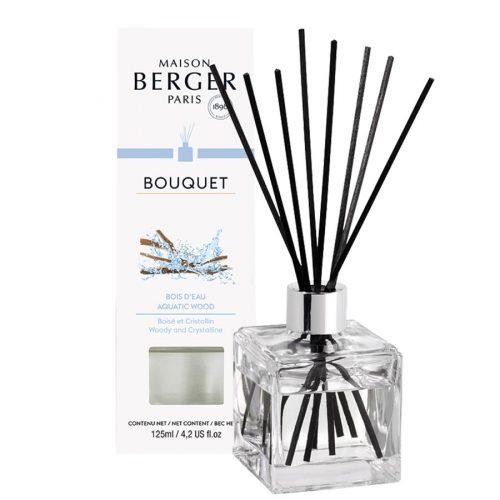 Parfumverspreider Cube Bois d'Eau / Aquatic Wood