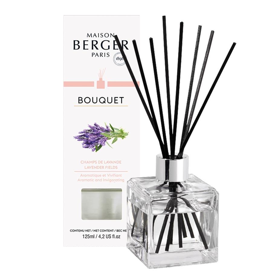 Parfumverspreider Cube Champs de Lavande / Lavender Fields