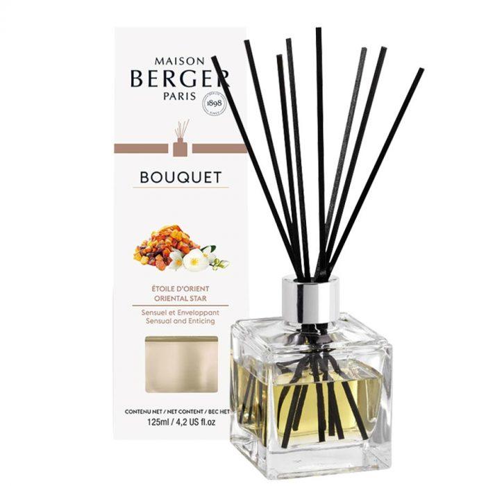 Parfumverspreider Cube Etoile d'Orient / Oriental Star