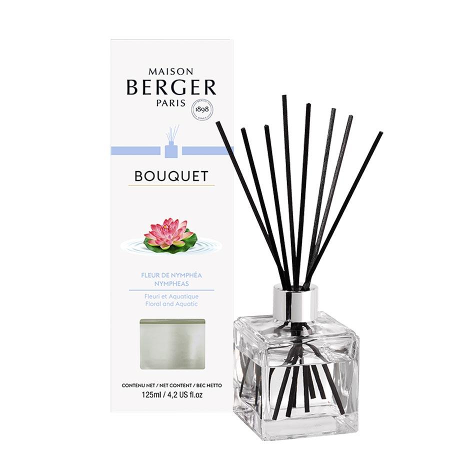Parfumverspreider Cube Fleur de Nymphéa / Nympheas