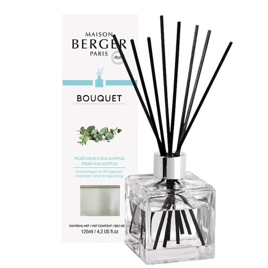 Parfumverspreider Cube Fraicheur d'Eucalyptus / Fresh Eucalyptus