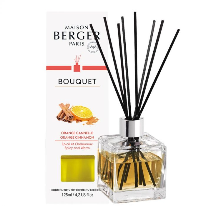 Parfumverspreider Cube Orange de Cannelle / Orange Cinnamon