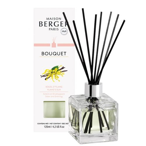 Parfumverspreider Cube Soleil d'Ylang / Ylang,s Sun