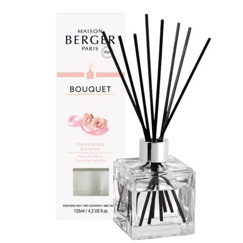 Parfumverspreider Cube Touche de Soie / Silk Touch
